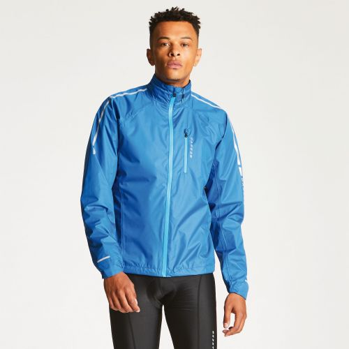 Men's Mediator Running Jacket National Blue